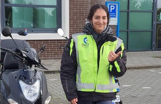 scooter of bromfiets rijbewijs